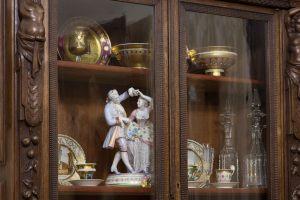 Статуэтка «Танцующая пара». XVIII век.