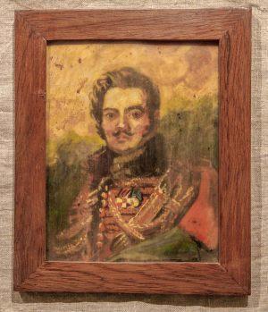 «Портрет Дениса Давыдова». Туголуков А.С. Копия