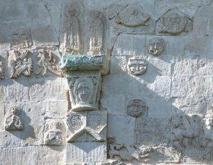 Георгиевский собор. Резные стены. Юрьев-Польский музей