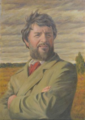 Гусев В.В. Автопортрет