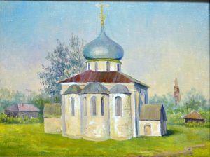 Ермилова Н.М. Георгиевский собор в Юрьев — Польском