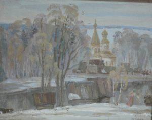 Смирнов В.И. Апрель