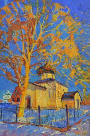 Юргин А.Б. Март.Георгиевский собор
