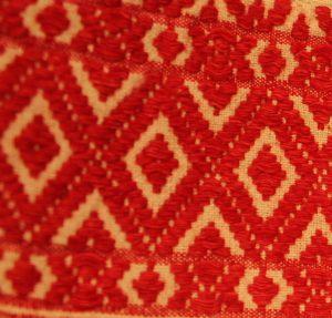 Бранный орнамент женской рубашки