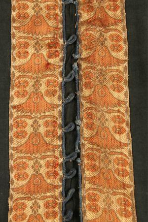 Орнамент косоклинного сарафана