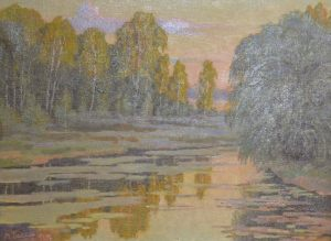 Басаев М.В. Старый пруд