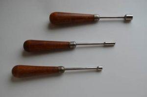 Ключи торцовые, начало XX века