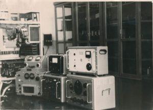 Лабораторное оборудование завода
