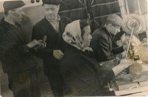 Бригада слесарей Привезенцева В.И.